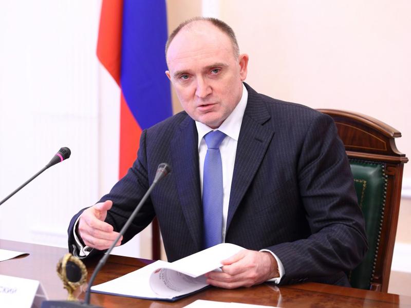 Губернатор Борис Дубровский обратится с посланием к депутатам Законодательного собрания