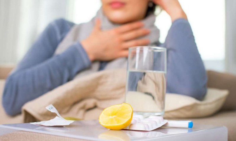 ВКиеве зарегистрирован небольшой рост заболевания гриппом среди школьников